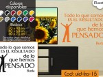 vinilo decorativo tucuman frases memorables